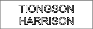 TIONGSONHARRISON